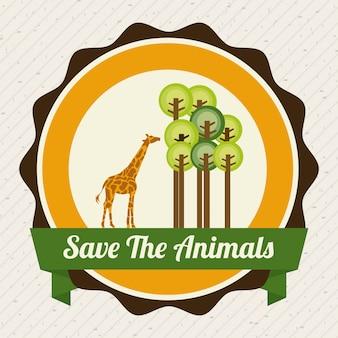 Sauver la conception des animaux