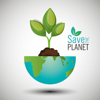 Sauver la conception de la planète
