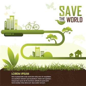 Sauver le monde