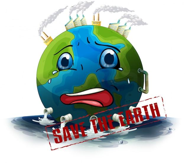 Sauver la terre