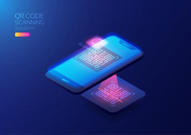 Scanner de code qr