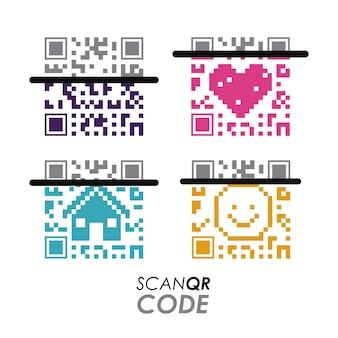 Scanner le code qr