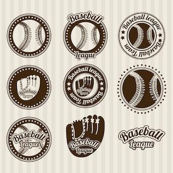 Sceaux de baseball