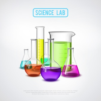 Sceince lab composition