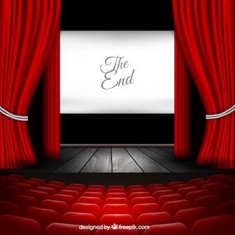 Scène de théâtre