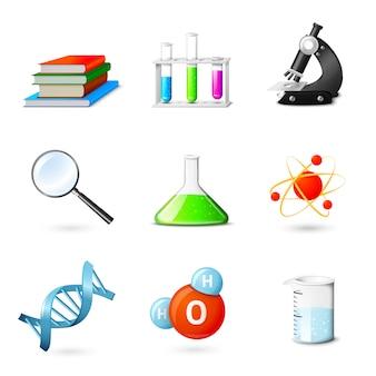 Science éléments réalistes