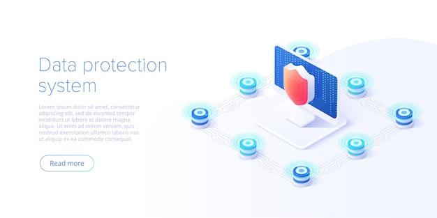 Sécurité des données réseau dans la conception isométrique