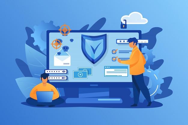 Sécurité numérique personnelle