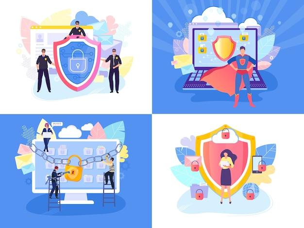 Sécurité et protection fiable des données