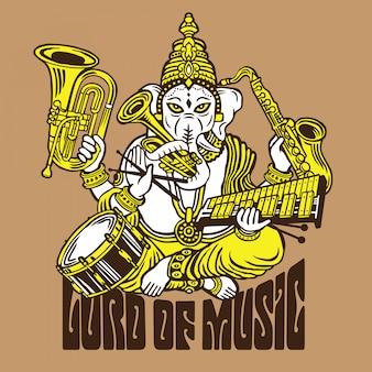 Seigneur de la musique