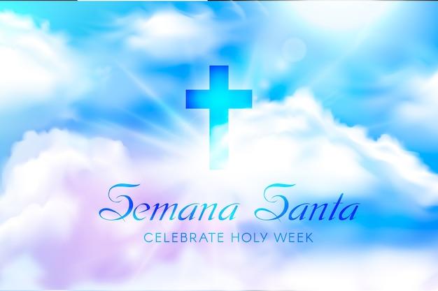 Semana santa réaliste