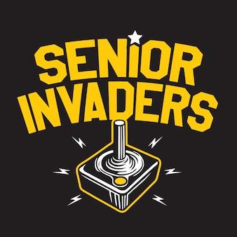 Senior invaders