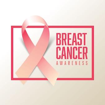 La sensibilisation au cancer du sein