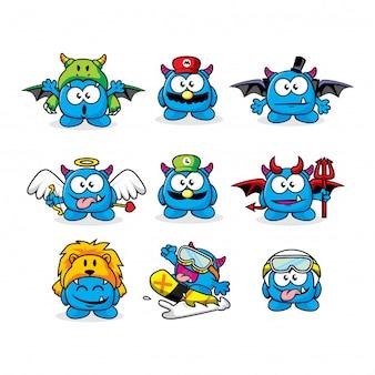 Mario vecteurs et photos gratuites - Monstre de mario ...