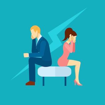Séparation conjugale