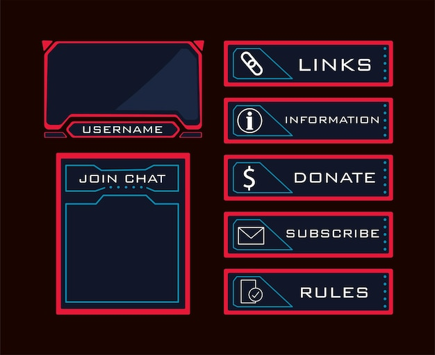 Sept modèles d'interface de streaming