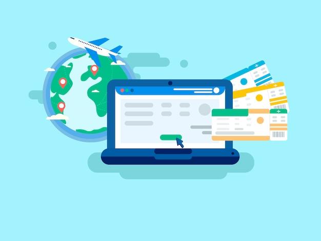 Service de billetterie en ligne