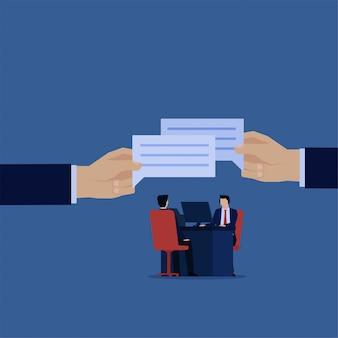 Service à la clientèle d'affaires se plaindre problème donner un commentaire