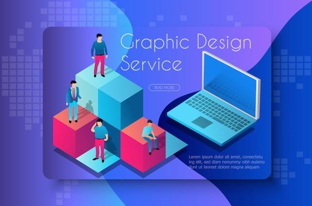 Service de design graphique