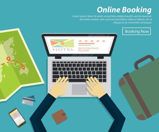 Un service en ligne