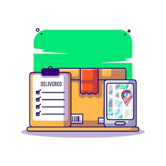 Service de livraison en ligne et suivi