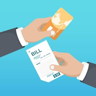 Service de paiement des marchandises
