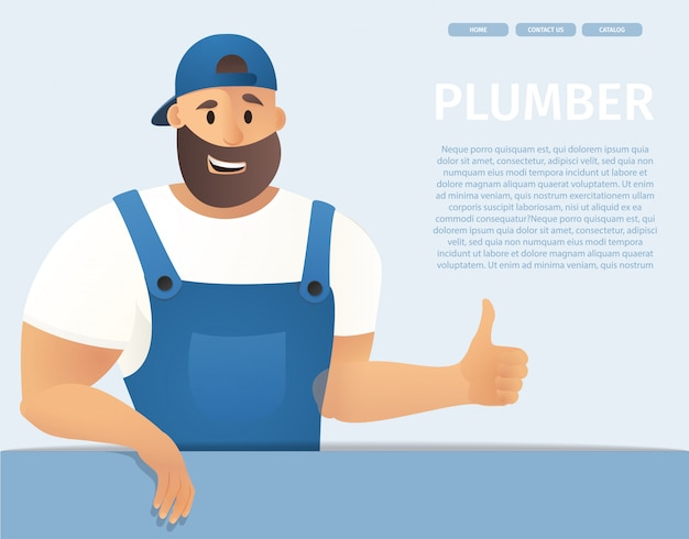 Service de plombier
