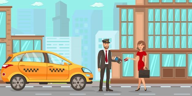 Services de taxi et de chauffeur