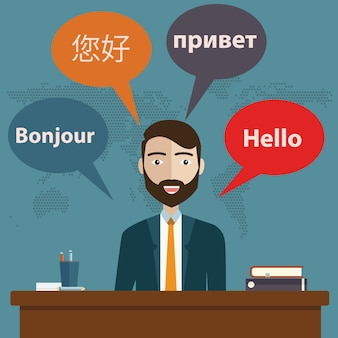 Services de traduction synchronique