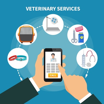 Services vétérinaires