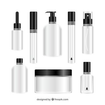 Set d'accessoires de beauté