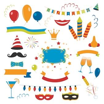 Set de célébration de vacances
