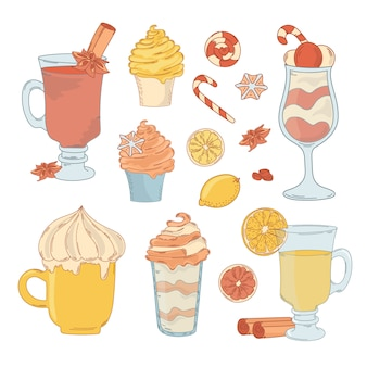 Set de dessert