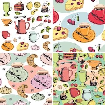 Set de desserts