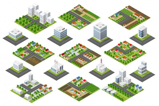 Set district urbain