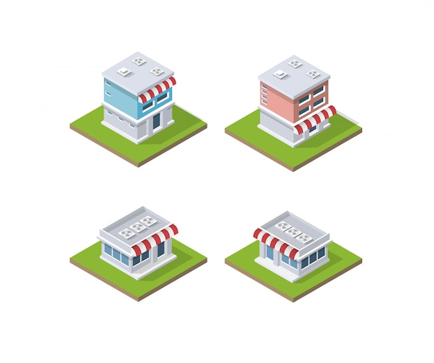 Set district urbain