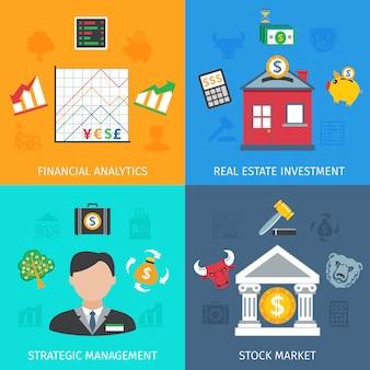 Set d'investissement
