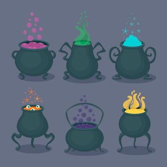 Set de potions magiques