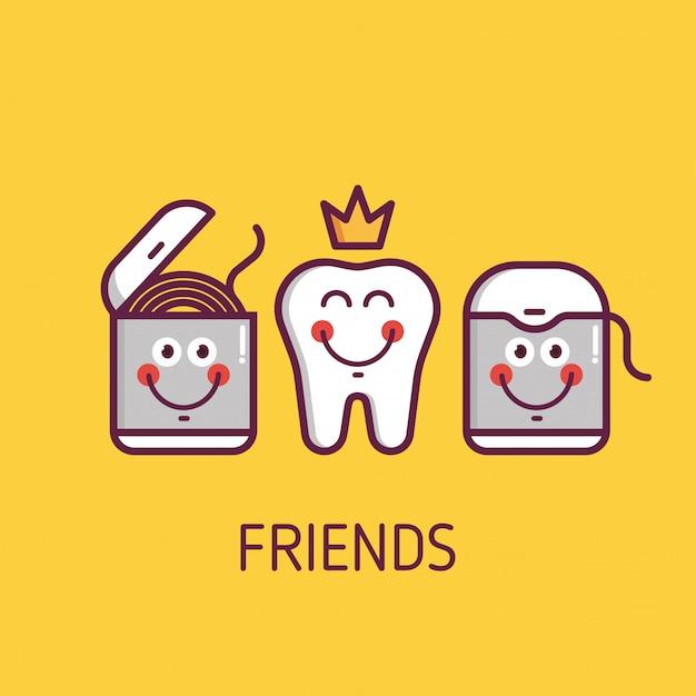 Set de soins bucco-dentaires pour enfants