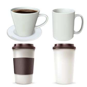 Set de tasses à café