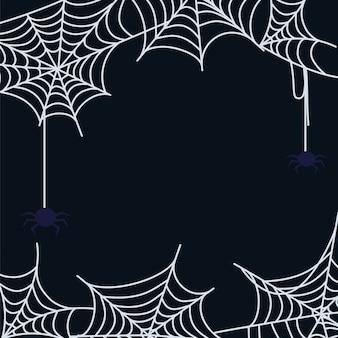 Set de toile d'araignée