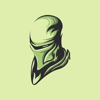 Shadow ninja green