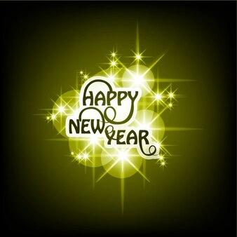 Shiny happy new voeux de l'année