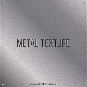 Shiny texture du métal