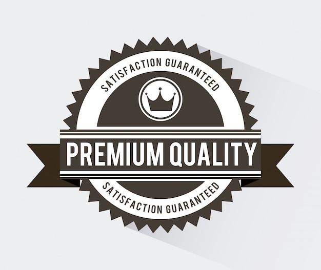 Shopping design sur illustration vectorielle fond blanc