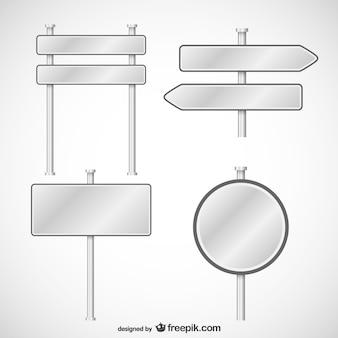 Signes templates pack
