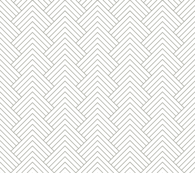 Simple fond géométrique sans soudure
