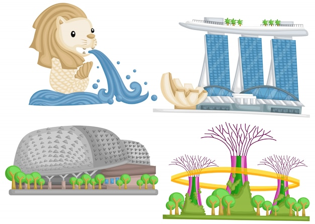 Singapour landmark