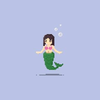 Sirène pixel