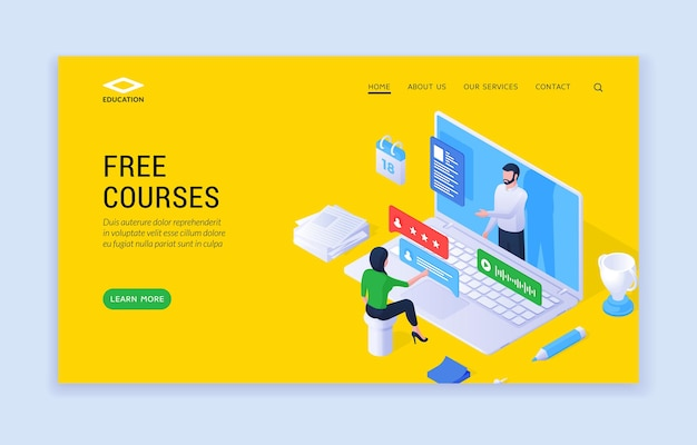 Site de cours gratuits